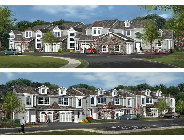 Alpine Ridge Is The Latest Architectural Masterpiece By New Jerseys Luxury Builders Absolute Properties It Located In Picturesque Mountainside Union